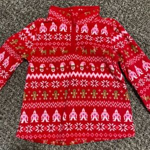 Toddler Christmas pullover